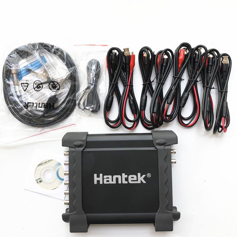 Hantek 1008C Automotive Oscilloscope 8 Channels Programmable Generator
