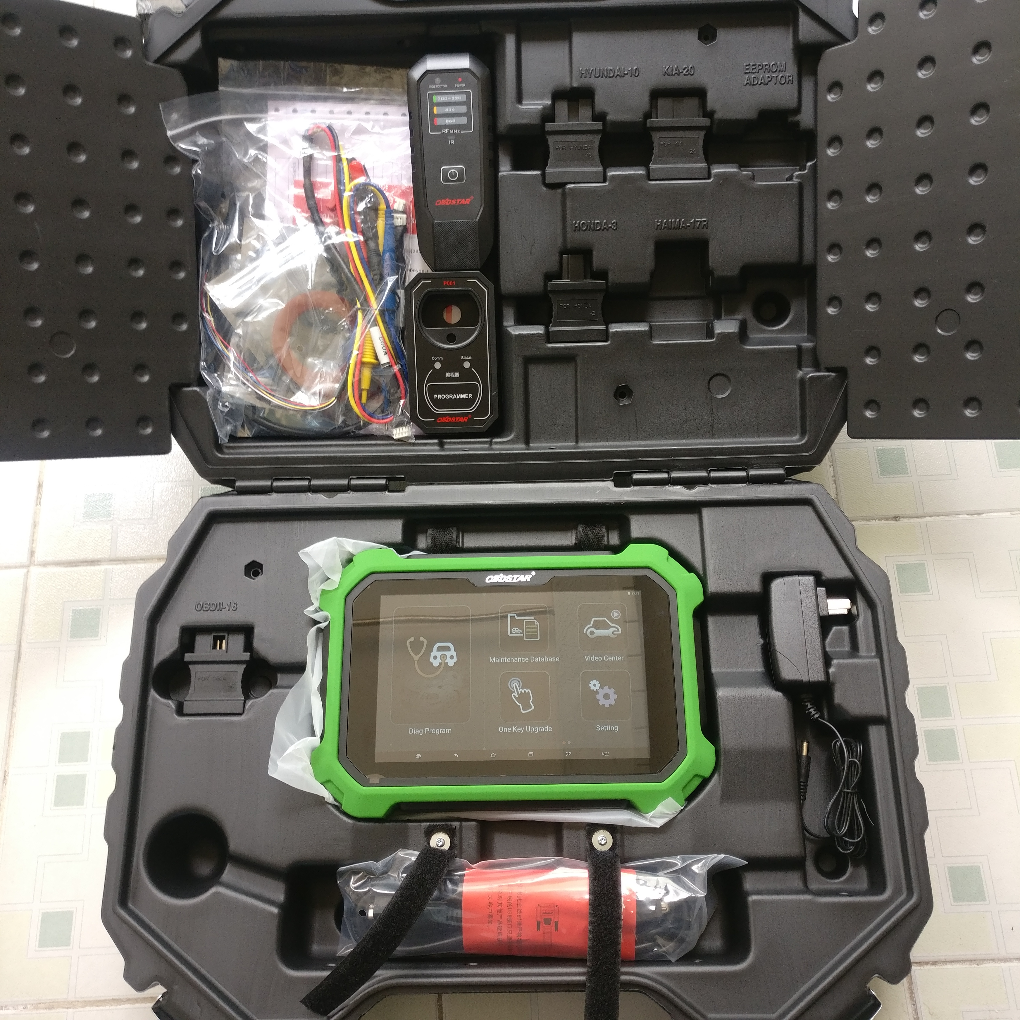 OBDSTAR X300 DP Plus PAD2 - Package B Immo + Odometer Functions
