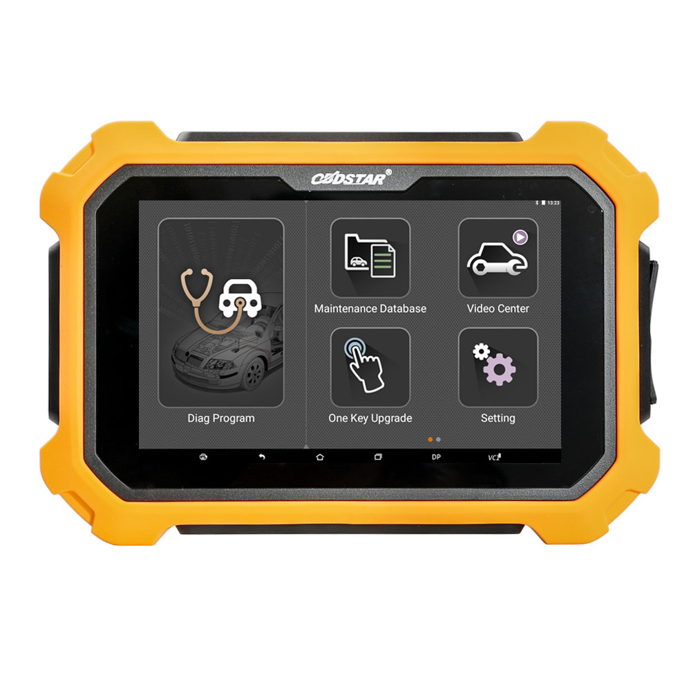 OBDSTAR X300 DP Plus PAD2 Package B - Immobilizer + Special Function + Odometer Correction