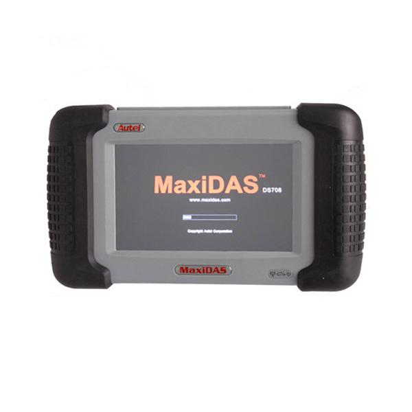 Autel MaxiDAS DS708 Diagnostic Scanner - Japanese Version