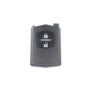 2 Button Flip Remote Key 433MHz Without Head for Mazda