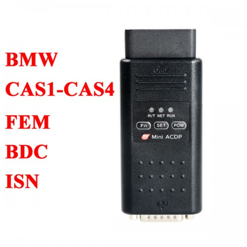 Yanhua Mini ACDP Master with Module 1 / 2 / 3  for BMW CAS1-CAS4+/FEM/BDC/BMW DME ISN Code Read & Write Get Free Refresh BMW Keys (Module7)