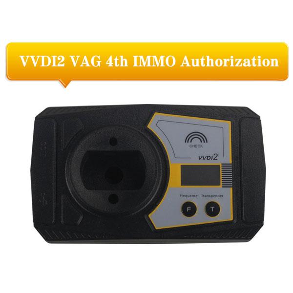 VAG VW Audi 4th IMMO Authorization Service for Xhorse VVDI2
