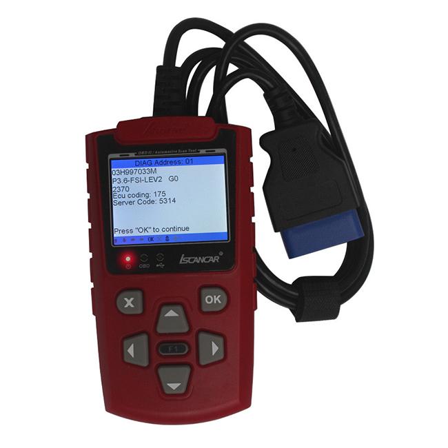 Xhorse Super VAG ISCANCAR - VAG KM IMMO OBD2 Code Scanner