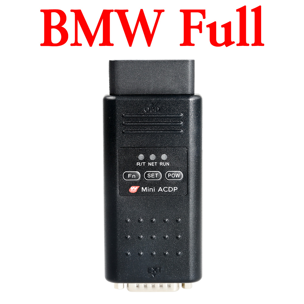 Yanhua Mini ACDP Programming Master with Module1 / 2 / 3 / 4 / 7 / 8 BMW Full Package Total 6 Authorizations