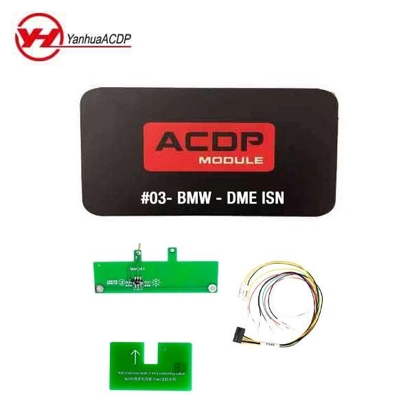 BMW-Module #3 for Mini ACDP-DME ISN