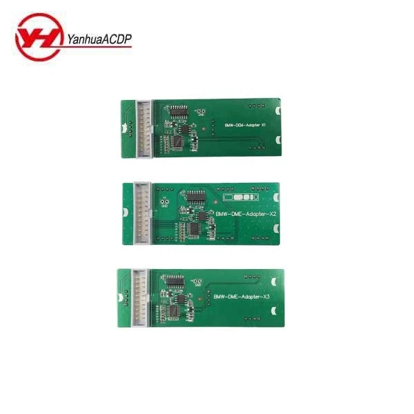ACDP - BMW X1 / X2 / X3 - Diesel DME Bench Interface Board Set