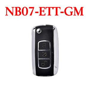 KEYDIY NB07-ETT-GM Type Universal Remote Control - 5 pcs