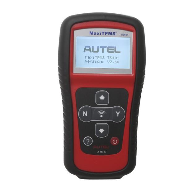 Autel MaxiTPMS TS401 TPMS Diagnostic Tool